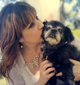 Michelle & Buddy - Photo taken by Lori Fusaro