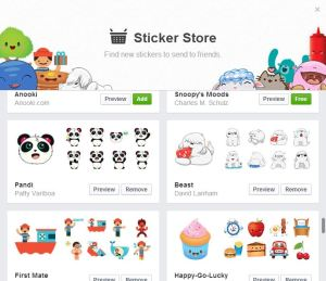 Facebook's Brilliant Messenger Stickers
